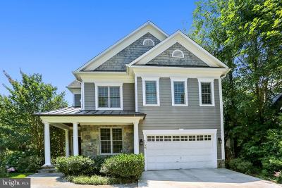 Bethesda Single Family Home For Sale: 6106 Kirby Road