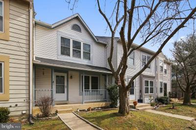 Gaithersburg Townhouse For Sale: 11137 Black Forest Way
