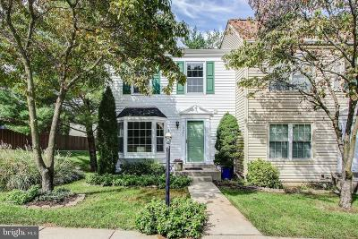 North Potomac Townhouse For Sale: 10547 Smithy Court