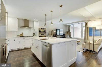 Montgomery County Condo For Sale: 4915 Hampden Lane #201