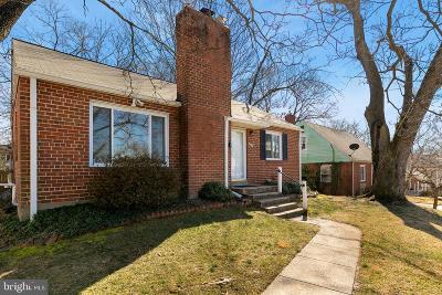Single Family Home For Sale: 10111 Crestwood Road