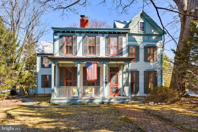 Rockville Single Family Home For Sale: 223 W Montgomery Avenue