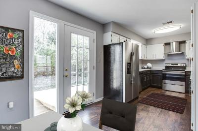 Montgomery County Townhouse For Sale: 14770 Mc Knew Road