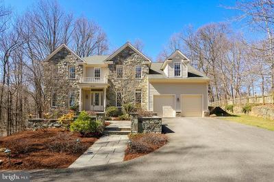 Rockville Single Family Home For Sale: 10133 Burton Glen Drive