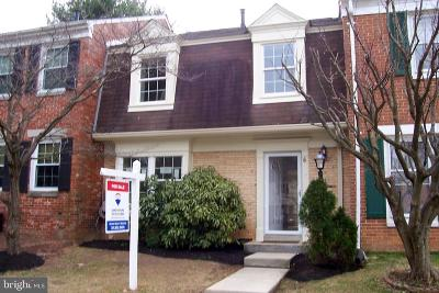 Gaithersburg Townhouse For Sale: 4 Irish Court