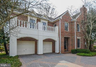 Single Family Home For Sale: 7806 Fox Gate Court
