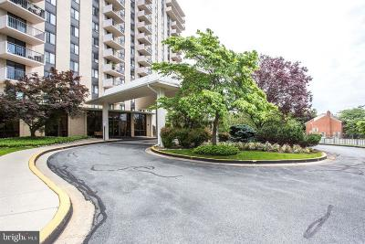 Bethesda Condo Under Contract: 7420 Westlake Terrace #1206