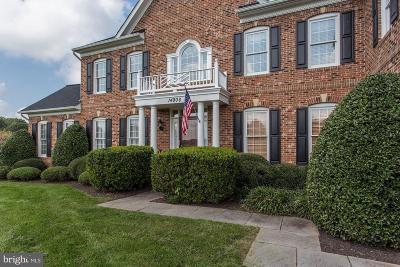 Darnestown Single Family Home For Sale: 14908 Finegan Farm Drive