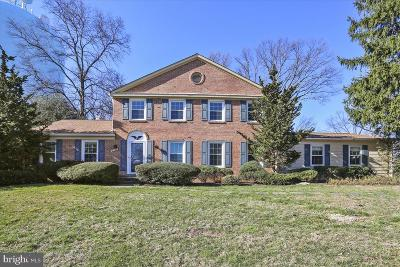 Potomac Single Family Home For Sale: 8501 Aqueduct Road