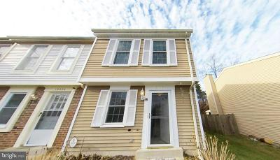 Germantown MD Townhouse For Sale: $240,000