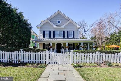 Bethesda Single Family Home For Sale: 7612 Exeter Road