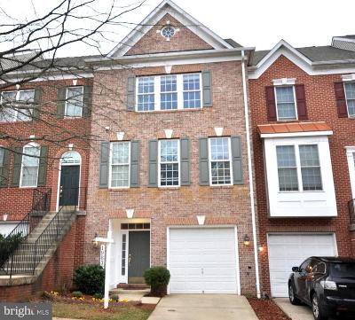 Montgomery County Townhouse For Sale: 19834 Celebration Way