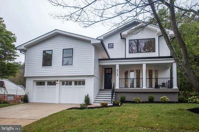 Bethesda Single Family Home For Sale: 8508 Ewing Drive