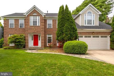 Gaithersburg Single Family Home For Sale: 12320 Pissaro Drive