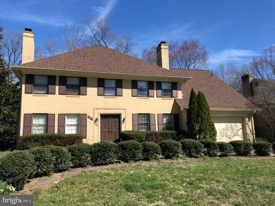Bethesda Single Family Home For Sale: 6617 Kenhill Road