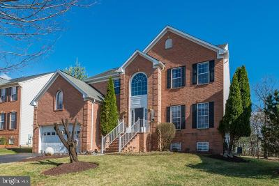 Rockville MD Single Family Home For Sale: $819,000