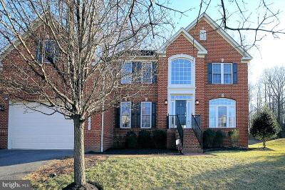 Brookeville Single Family Home For Sale: 18601 Hollow Crest Drive