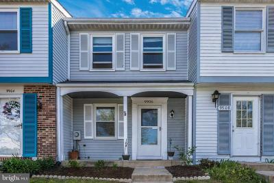 Damascus Townhouse For Sale: 9906 Canvasback Way