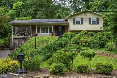 Silver Spring Single Family Home For Sale: 1924 Kimberly Road