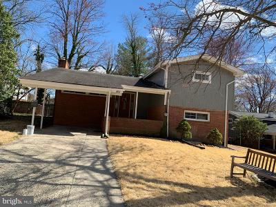 Montgomery County Single Family Home Active Under Contract: 202 Bluff Terrace