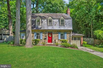 Silver Spring Single Family Home Under Contract: 1511 Grace Church Road