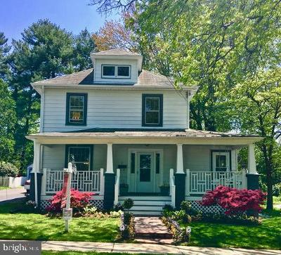 Gaithersburg Single Family Home For Sale: 21 Maryland Avenue
