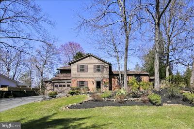 Single Family Home For Sale: 6709 Tildenwood Lane