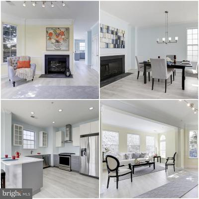 Derwood Townhouse For Sale: 17740 Phelps Hill Lane