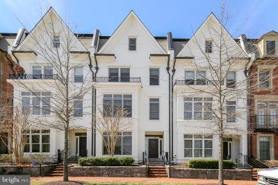North Bethesda Townhouse For Sale: 10884 Symphony Park Drive