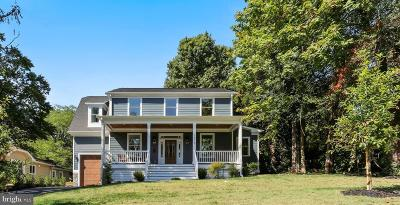 Silver Spring Single Family Home For Sale: 1917 Grace Church Road