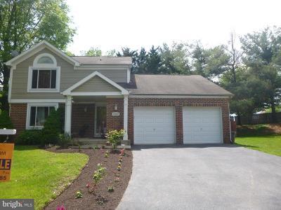 Germantown Single Family Home For Sale: 20942 Tewkesbury Terrace