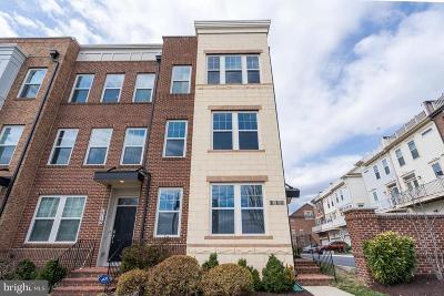 Gaithersburg Townhouse For Sale: 211 Decoverly Drive