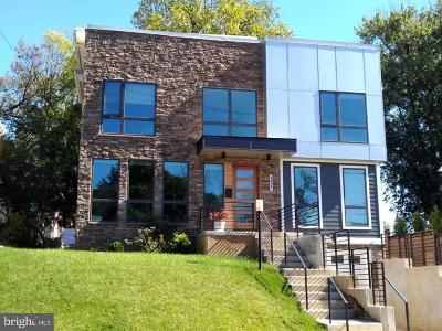 Bethesda Single Family Home For Sale: 9927 Dickens Avenue