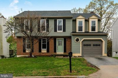 Silver Spring Single Family Home For Sale: 2816 Schubert Drive