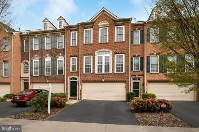 Gaithersburg Townhouse For Sale: 138 Swanton Lane