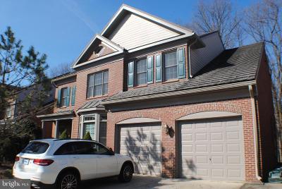 Potomac Rental For Rent: 7816 Stable Way