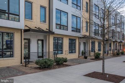 Gaithersburg Townhouse For Sale: 247 Crown Park Avenue