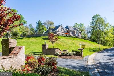 Bethesda MD Single Family Home For Sale: $2,975,000