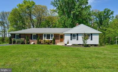 Brookeville, Olney Single Family Home For Sale: 4233 Stafford Road