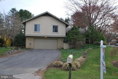 Montgomery Village Single Family Home For Sale: 20309 Aspenwood Lane