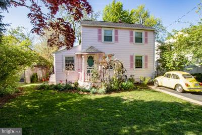Rockville MD Single Family Home For Sale: $415,000