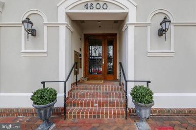 Montgomery County Condo For Sale: 4600 Elm Street #R-4