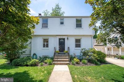 Single Family Home For Sale: 9100 Ewing Drive