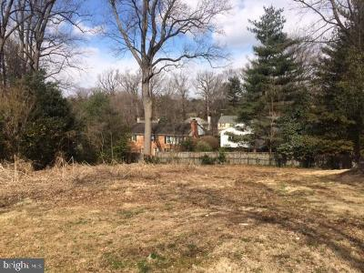 Bethesda Residential Lots & Land For Sale: 5907 Wiltshire Drive