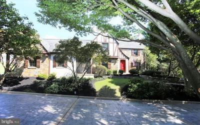 Silver Spring MD Single Family Home For Sale: $1,049,000