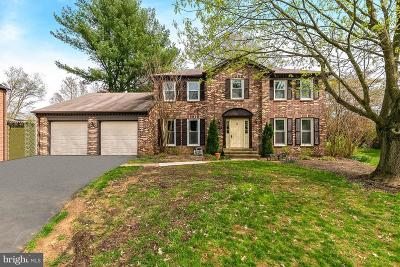 Brookeville, Olney Single Family Home For Sale: 18405 Tranquil Lane