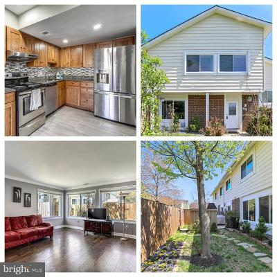 Germantown Townhouse For Sale: 18606 Bay Leaf Way