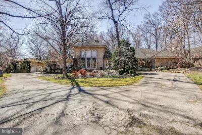 Potomac Single Family Home For Sale: 9612 Halter Court