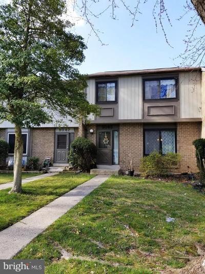 Gaithersburg Condo For Sale: 9045 Centerway Road #1805