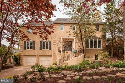 Chevy Chase Single Family Home For Sale: 4901 Essex Avenue